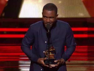 frank ocean grammy awards